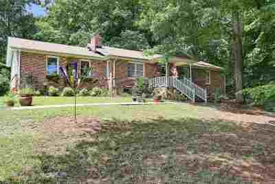 Inman Single Family Home For Sale: 425 Hannon Road