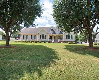 Inman Single Family Home For Sale: 340 Spring Valley Lane