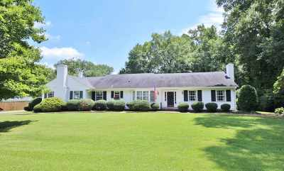Spartanburg Single Family Home For Sale: 105 Greenbriar Rd