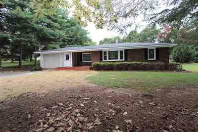 Inman Single Family Home For Sale: 119 Woodland Avenue