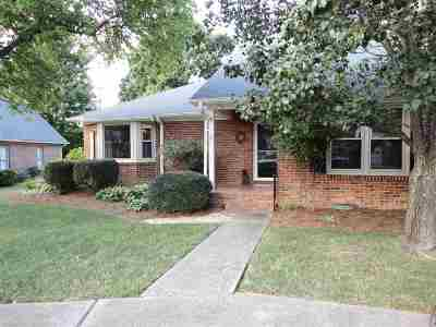 Greenville County Condo/Townhouse For Sale: 12 Hillington Pl