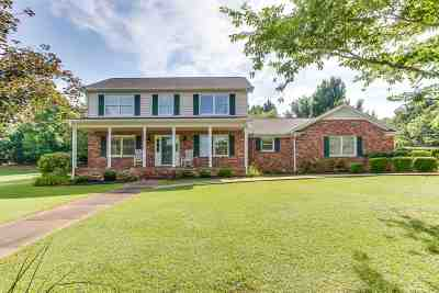 Spartanburg Single Family Home For Sale: 104 Cypress Lane N.