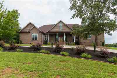 Chesnee Single Family Home For Sale: 205 Quarterdeck Court