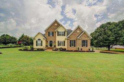 Inman Single Family Home Cont On House Sale: 290 Valley High Dr
