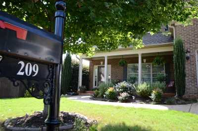 Spartanburg Single Family Home For Sale: N 209 Radcliff Way