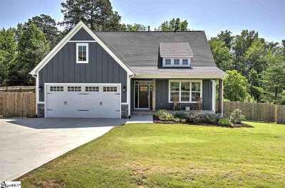Greer Single Family Home For Sale: 3536 Pennington Road