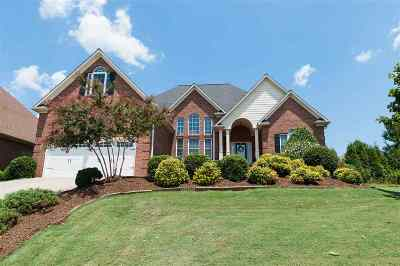 Inman Single Family Home For Sale: S 351 Woodfin Ridge Dr