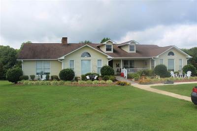 Inman Single Family Home For Sale: 204 Carbandy Dr