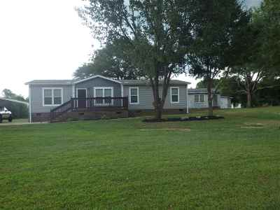 Woodruff Mobile Home Cont 3rd Party Approval: 695 Bushy Creek Rd