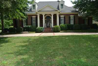 Spartanburg Single Family Home For Sale: 10 Woodburn Ridge Road