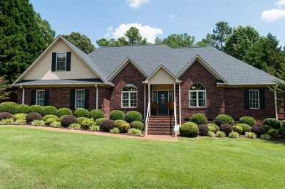 Inman Single Family Home For Sale: 578 Windridge Circle