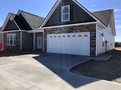 Greer Single Family Home For Sale: 1382 Satterfield Rd Lot 1
