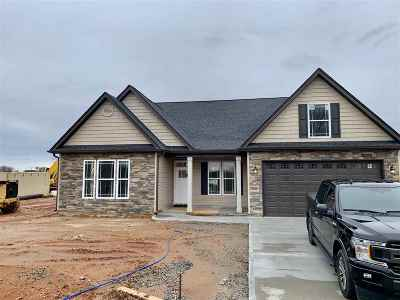 Greer Single Family Home For Sale: 1390 Satterfield Dr Lot 3