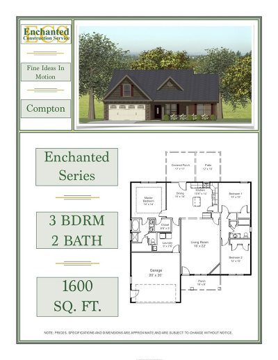 Greer Single Family Home For Sale: 1390 Satterfield Dr Lot 5