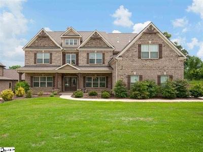 Greer Single Family Home For Sale: 218 Tuxedo Lane