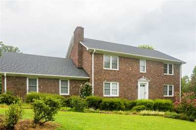 Travelers Rest Single Family Home For Sale: 198 Old Plantation Road