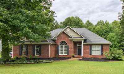 Inman Single Family Home For Sale: 414 Burley Glen Drive
