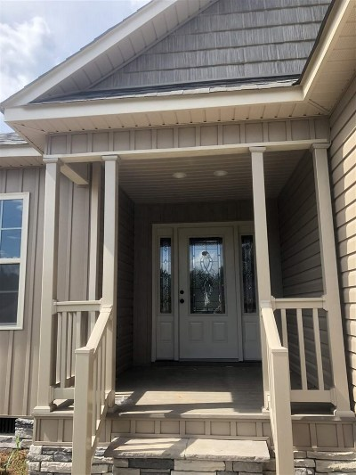 Inman Single Family Home For Sale: 911 Clark Road