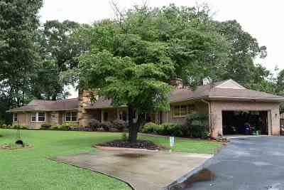 Spartanburg Single Family Home For Sale: 2062 Chesnee Highway