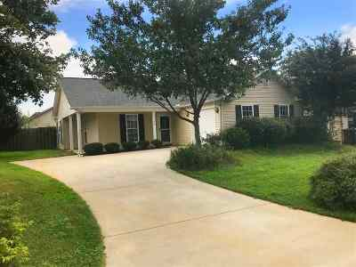 Inman Single Family Home For Sale: 210 Serenity Path