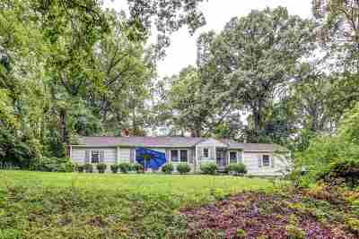 Spartanburg Single Family Home For Sale: E 201 Park Drive