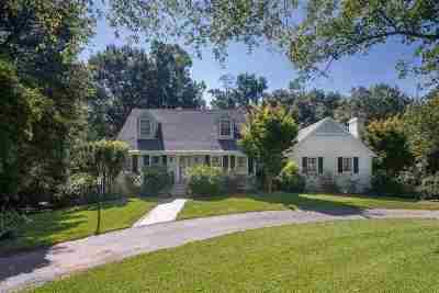 Spartanburg Single Family Home For Sale: 1090 Andrews Farm Road