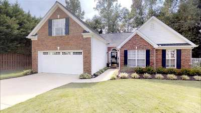 Spartanburg Single Family Home For Sale: 326 Bellhaven Ln
