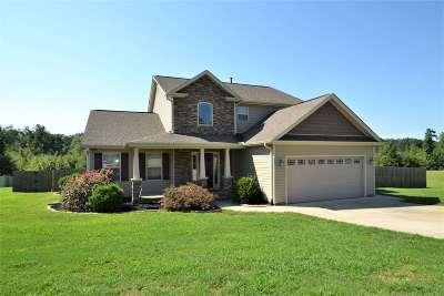 Greer Single Family Home For Sale: 55 Jaden Court
