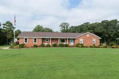Chesnee Single Family Home For Sale: 222 Holly Road