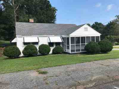 Campobello Single Family Home For Sale: 321 Depot St