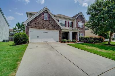 Simpsonville Single Family Home For Sale: 130 Morning Tide Dr
