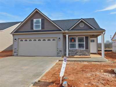 Inman Single Family Home For Sale: 238 Highland Springs Loop