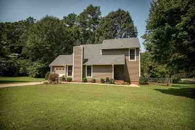 Spartanburg Single Family Home Contingent Upon Financing: 215 Aspenwood Dr
