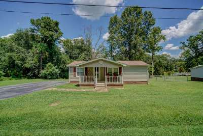 Woodruff Mobile Home For Sale: 567 Betsy Ln