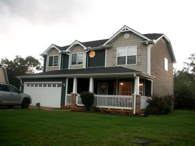 Simpsonville Single Family Home For Sale: 272 Finley Hill Court