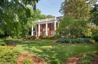 Greenville Single Family Home For Sale: W 309 Faris Road