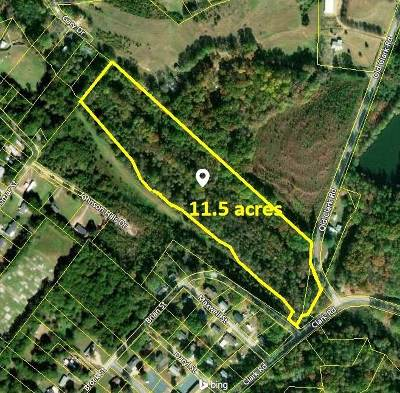 Inman Residential Lots & Land For Sale: 125 Old Clark Rd