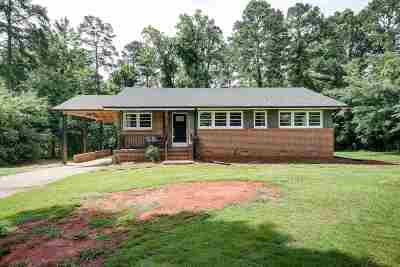 Spartanburg Single Family Home Contingent On Inspection: 106 Pinedale