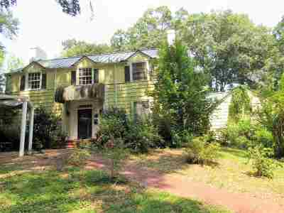 Spartanburg Single Family Home For Sale: 521 Sherwood Circle