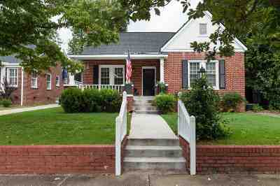 Spartanburg Single Family Home For Sale: 614 Boyd Street