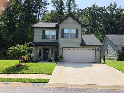 Spartanburg Single Family Home For Sale: 622 Chastine Drive