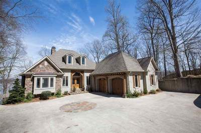 Inman Single Family Home For Sale: 708 Lakewinds Blvd