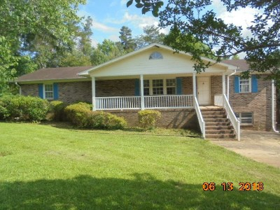 Greenville County Single Family Home For Sale: 125 Riley Road