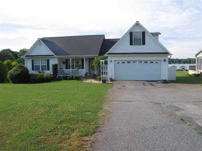 Inman Single Family Home For Sale: 354 Lake Front Rd