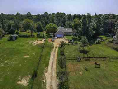 Woodruff Single Family Home For Sale: 540 Wofford Rd