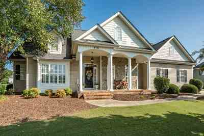 Greer Single Family Home For Sale: 616 Dills Farm Way