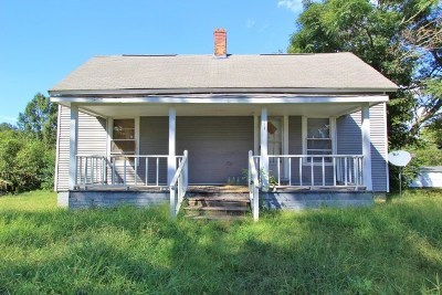 Woodruff Single Family Home For Sale: 429 Buncombe Dr