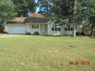 Piedmont Single Family Home For Sale: 289 Pine Dr