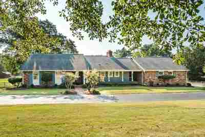 Spartanburg Single Family Home For Sale: 1007 Seven Springs Road