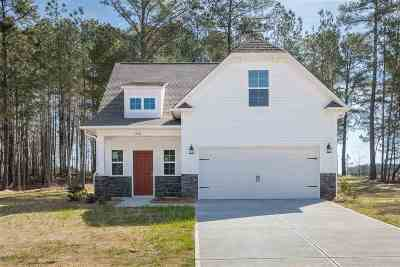 Inman Single Family Home For Sale: 536 Bella Woods Trail